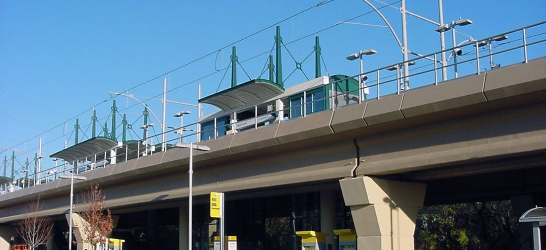 DART North Central and North East Light Rail Expansion